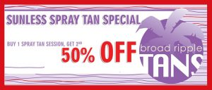 Broad Ripple Tans 317-257-8262